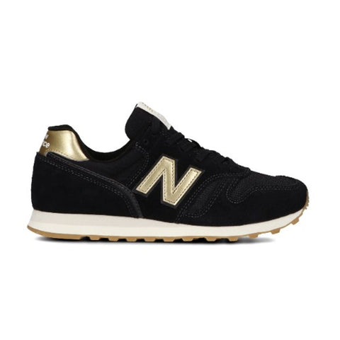 New Balance - Women's 373 - Black/Gold