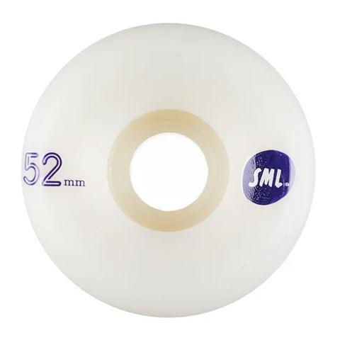 Sml. Wheels - Grocery Bag V-Cut 99A - 52mm