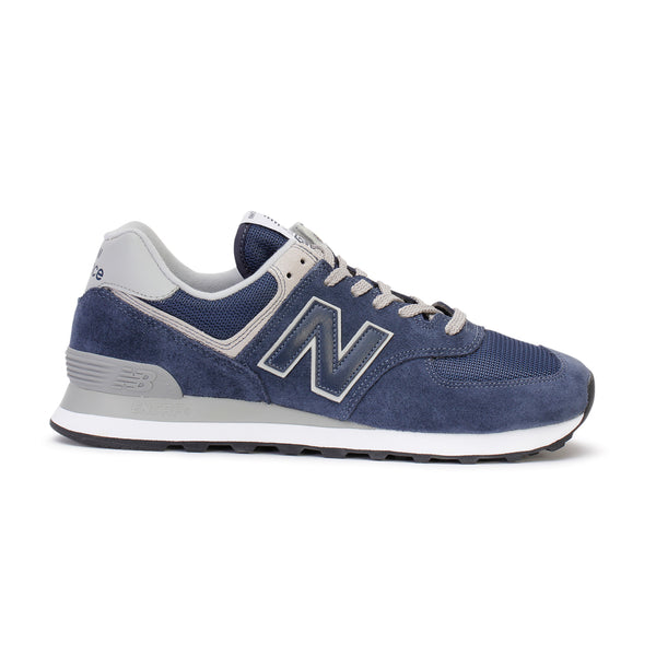 New Balance - Mens 574 Classic - Navy ottawa canada birling
