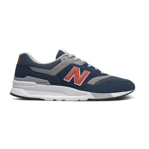 New Balance - Mens 997 - Blue/Red