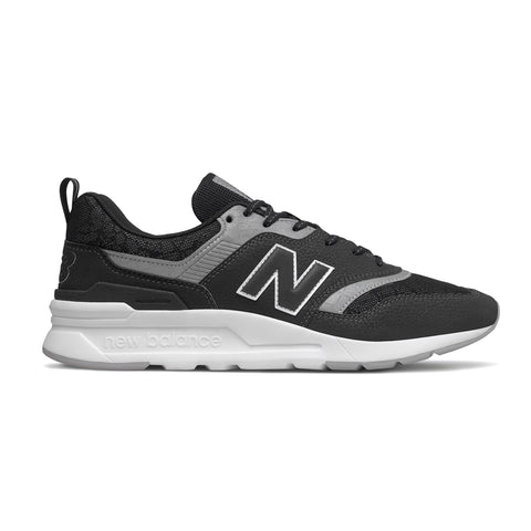 New Balance - 997 - Black/White
