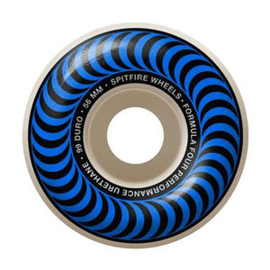 Spitfire - Classic 99 Duro - 56mm Blue