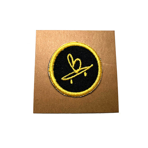 Birling - Beart Sew On Patch