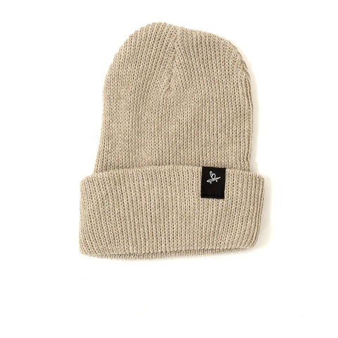 Birling - Beart Lowertown Toque - Beige