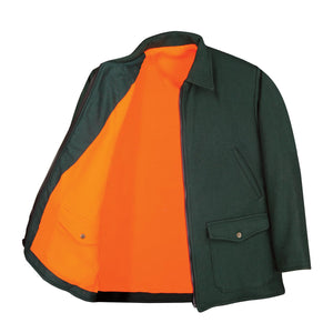 Big Bill - Reversible Pathfinder Jacket - Green / Orange