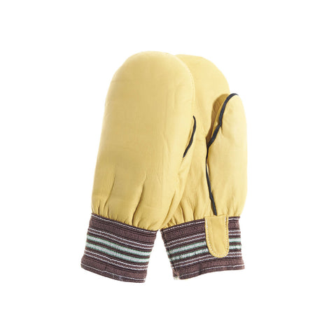 Raber Gloves - Garbage Mitts - Yellow