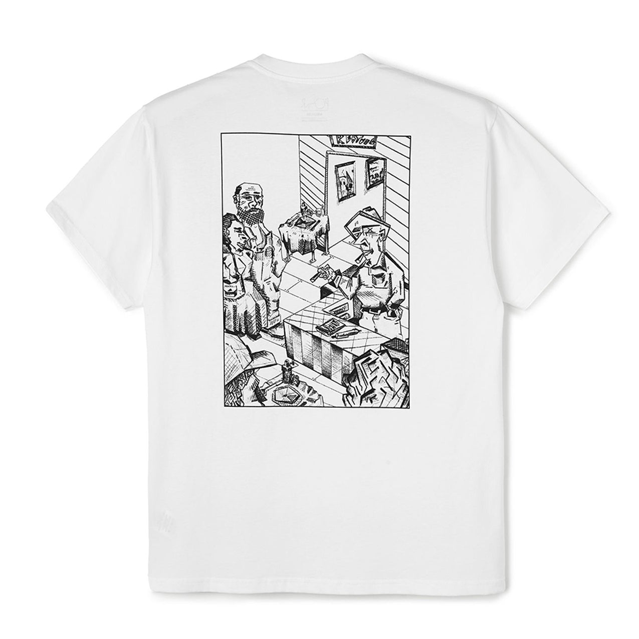Polar - Bistro T-Shirt - White
