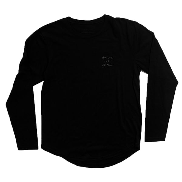 Birling - Maman Long Sleeve - Black
