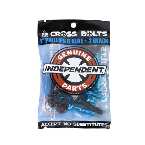 Independent - Hardware + Tool - Blue/Black