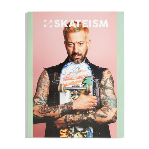 Skateism Issue 4