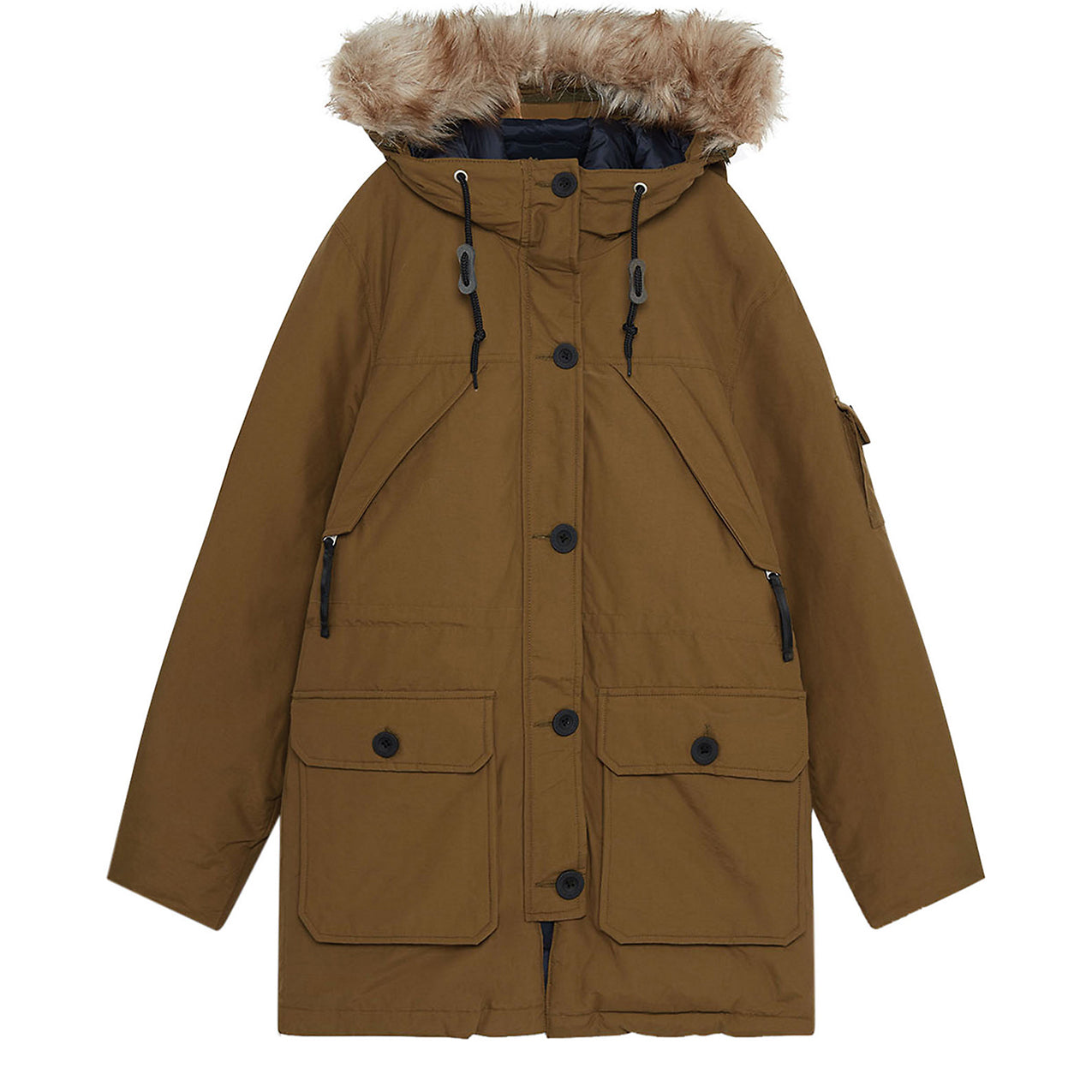 Penfield - Mens RF Hoosac - Brown (XLarge)
