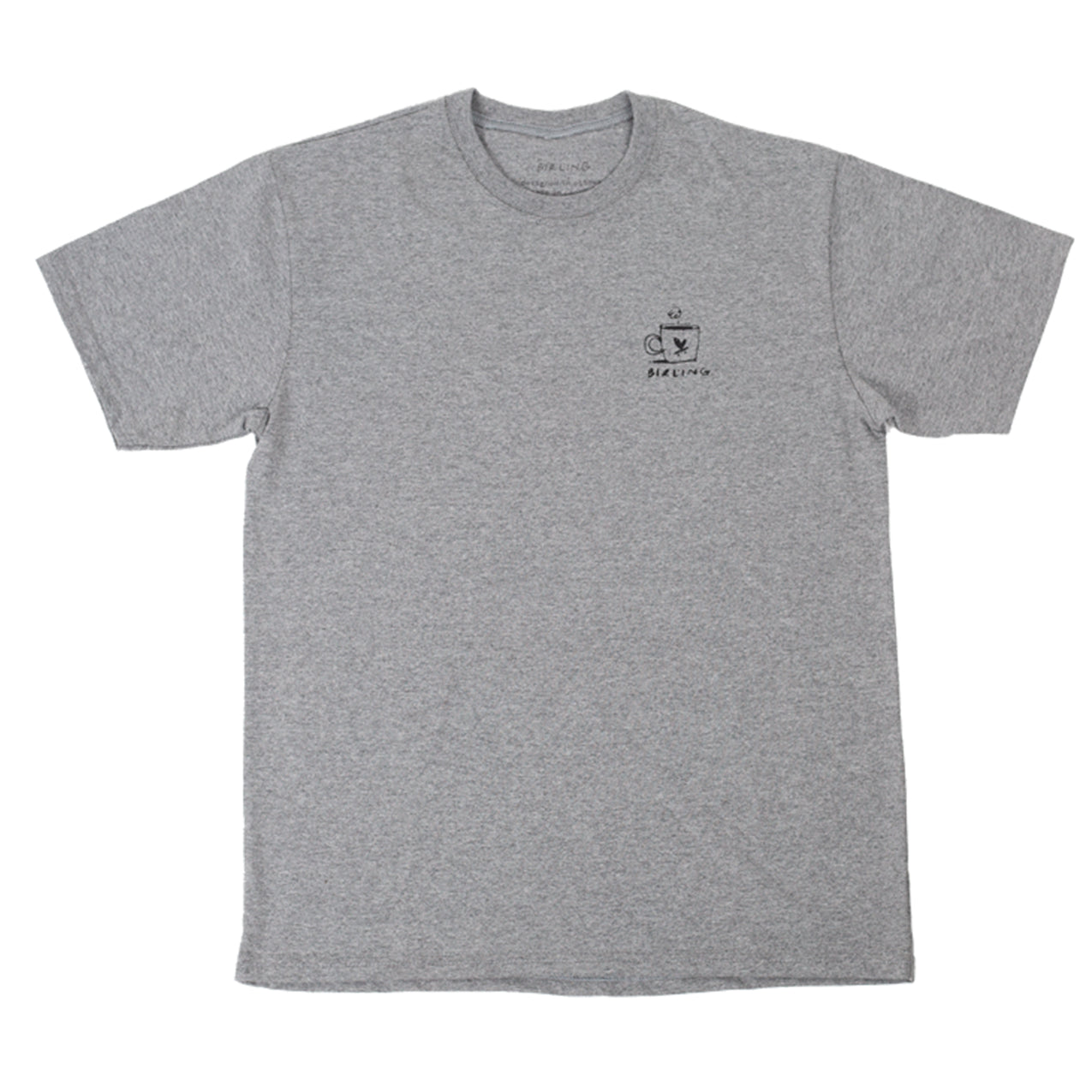 Birling - Coffee Cup T - Grey