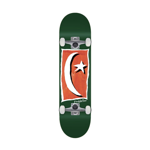 Foundation 8.13 Complete Skateboard