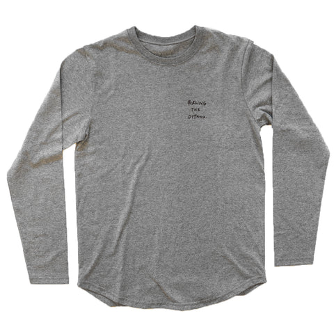 Birling - Maman Long Sleeve - Grey