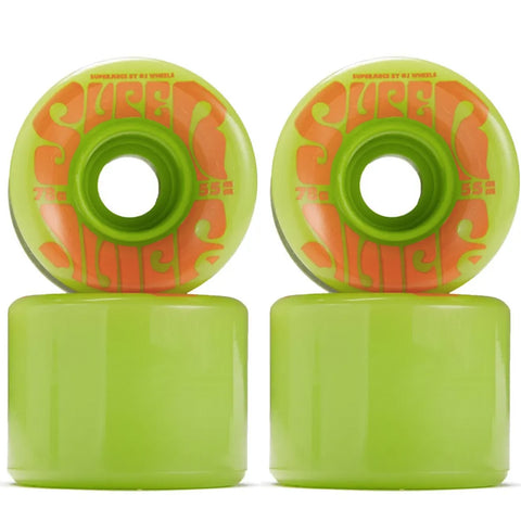 OJ'S Wheels - Mini Super Juice 78A - 55mm