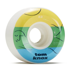 Sml. Wheels - Tom Knox OG Wide 99A - 53mm