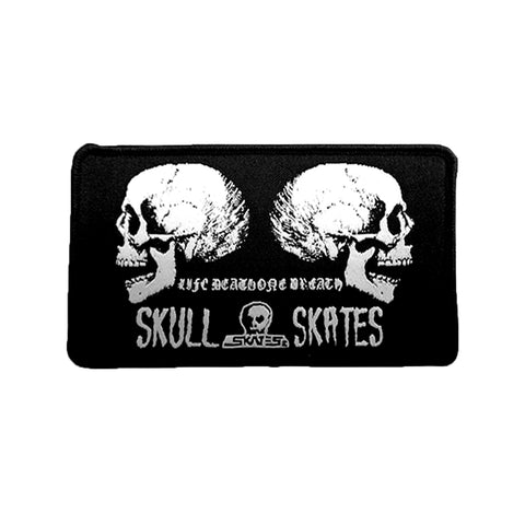 Skull Skates - Life Death Patch
