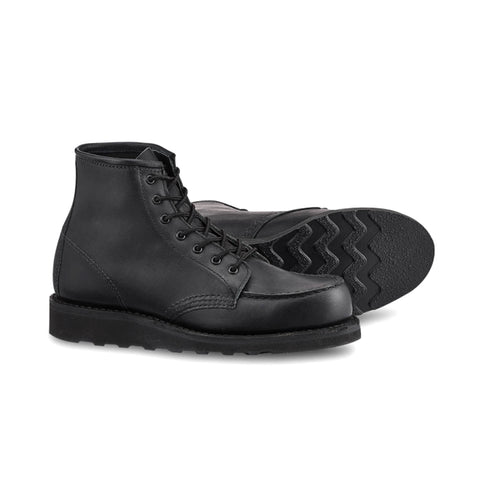 Red Wing - Women's Moc Toe - Black Boundary