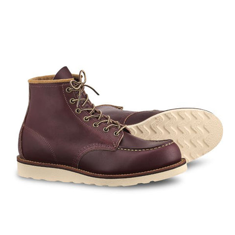 Red Wing - Men's Moc Toe - Ox Blood