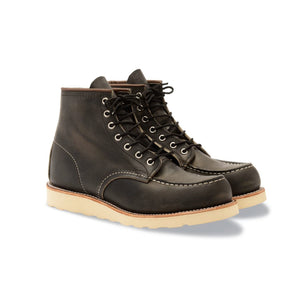 Red Wing - Men's Moc Toe - Charcoal
