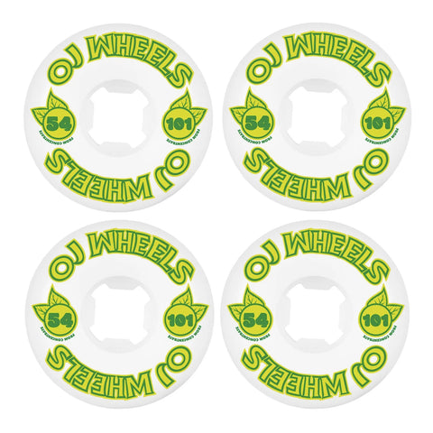 OJ'S Wheels - Concentrate 101A - 54mm