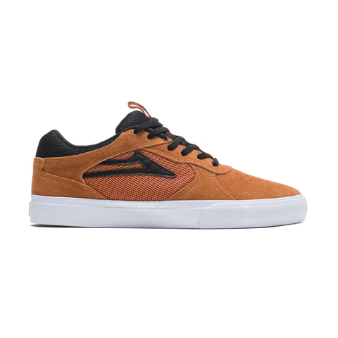 Lakai - Proto Vulc - Burnt Orange Suede
