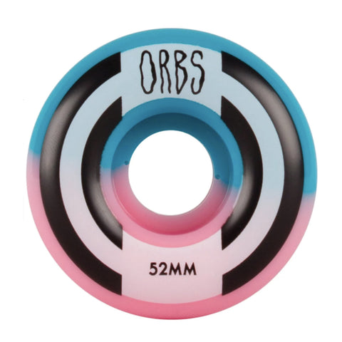 Orbs Wheel - Apparitions - Pink/Blue - 52mm