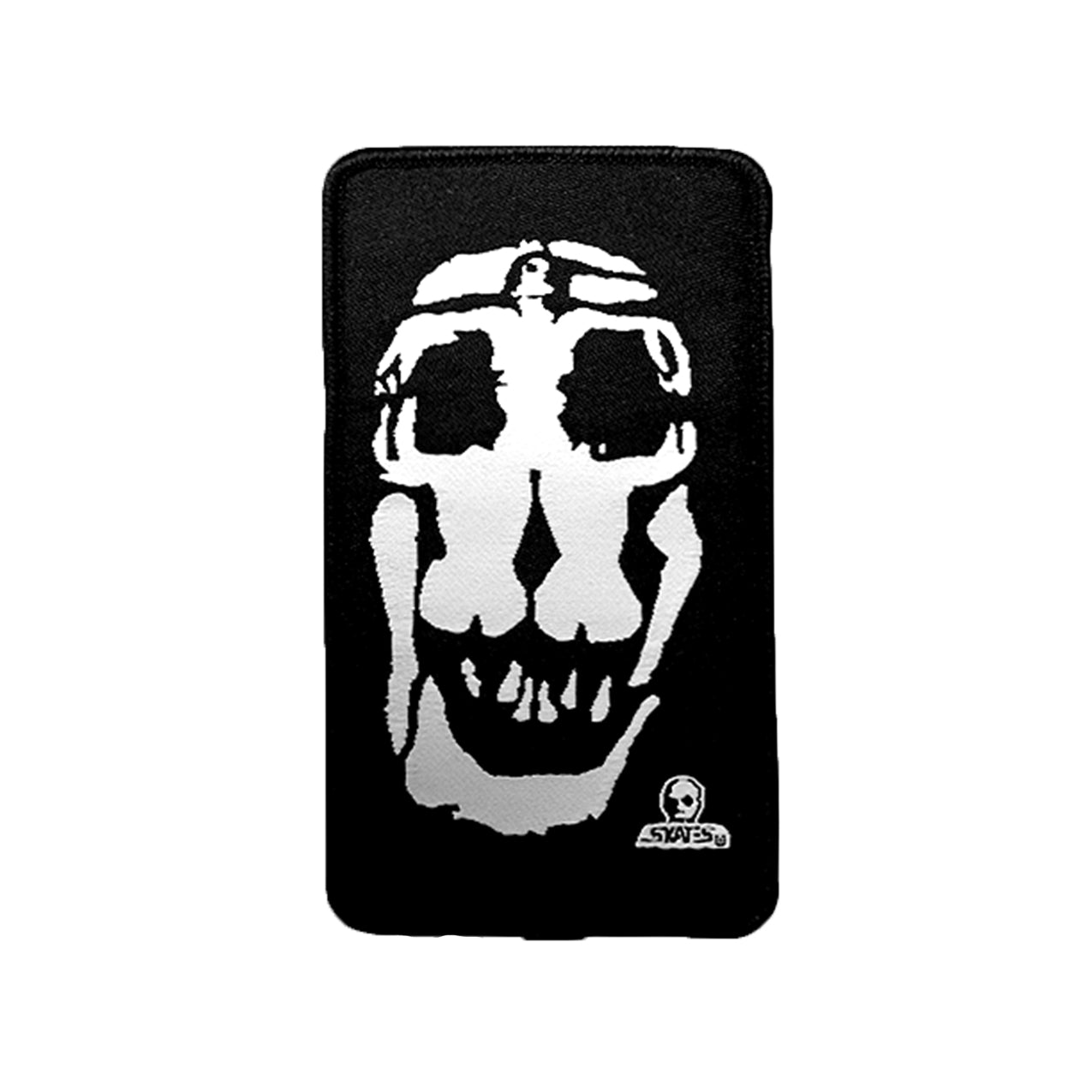 Skull Skates - Lady Skull Patch