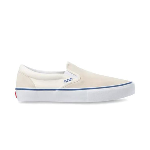 Vans - Skate Slip On - Off White