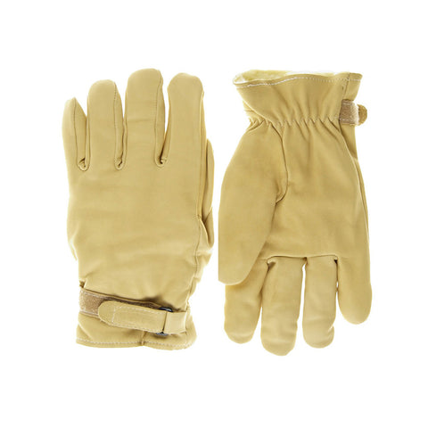 Raber Gloves - Artica Leather Gloves - Yellow