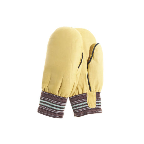 Raber Gloves - Youth Garbage Mitts - Yellow