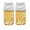 Glass Of Beer Ankle Socks - Dollar Socks Club