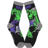 Incredible Hulk Don't Make Me Angry Crew Socks - Dollar Socks Club