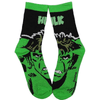 Incredible Hulk Crew Socks - Dollar Socks Club