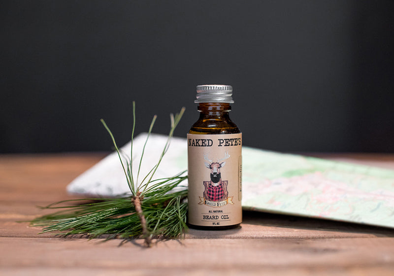 Deep Woods Beard Oil