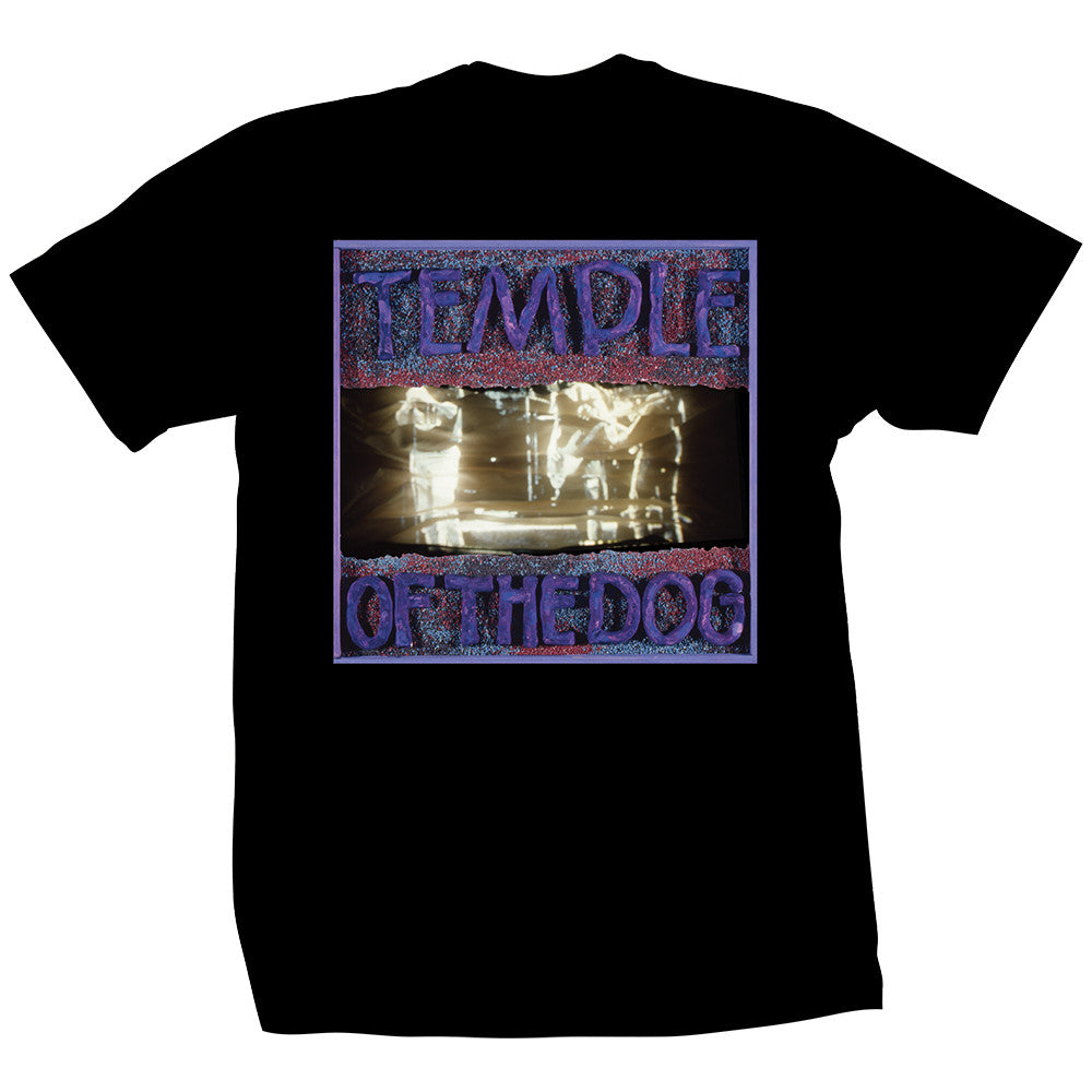 Temple of the Dog Album Cover + Tour Dates T-Shirt
