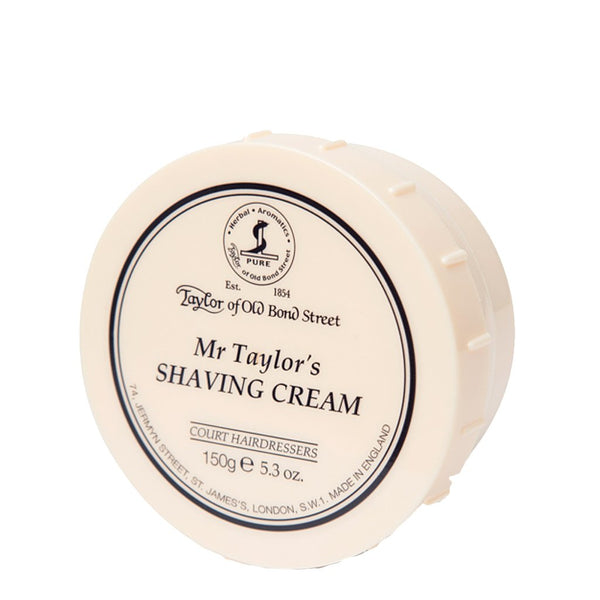 Taylor´s Crema para Afeitar Mr. Taylor 150gr - The Shaving Mayoreo