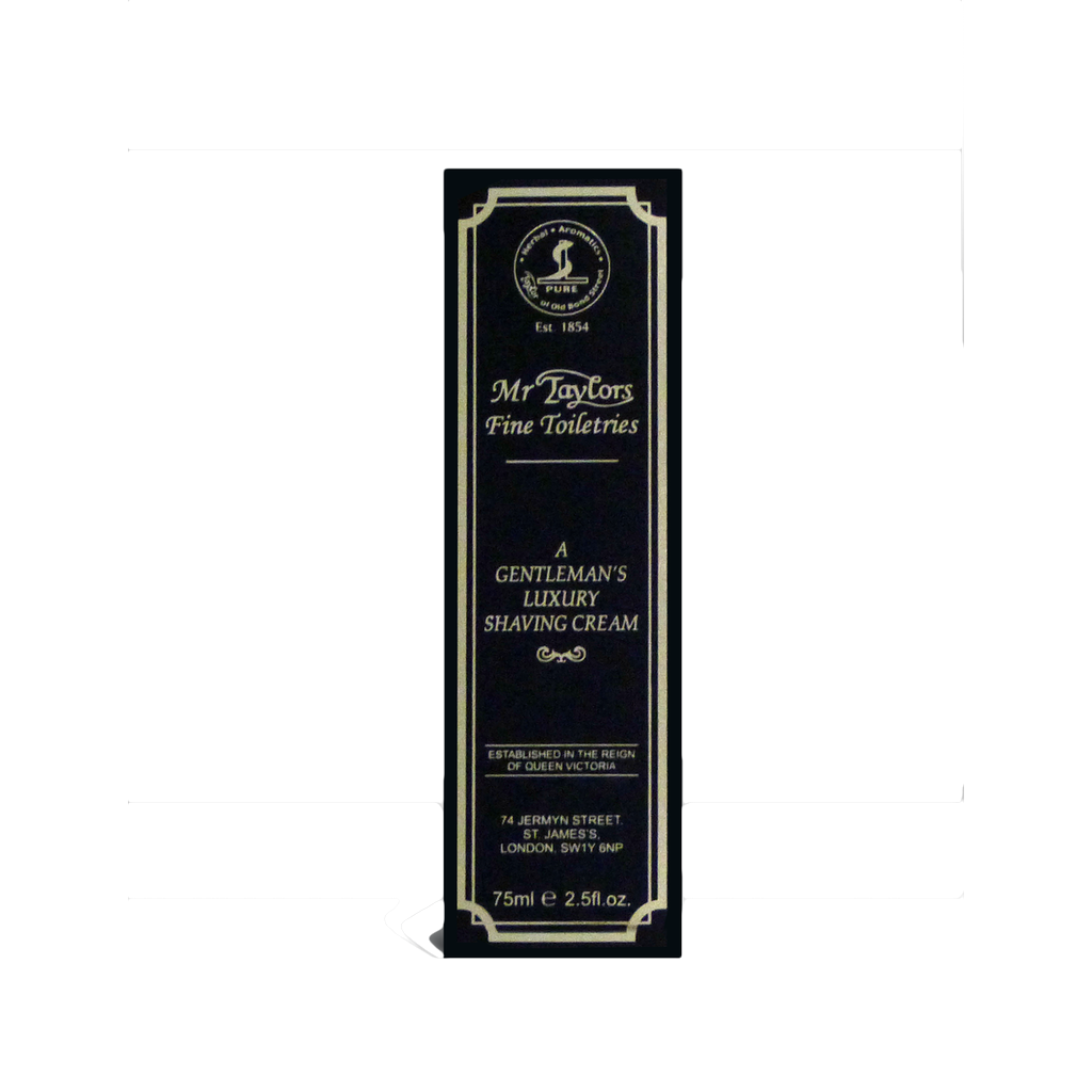 Taylor´s Crema para Afeitar Mr. Taylor 75gr - The Shaving Mayoreo