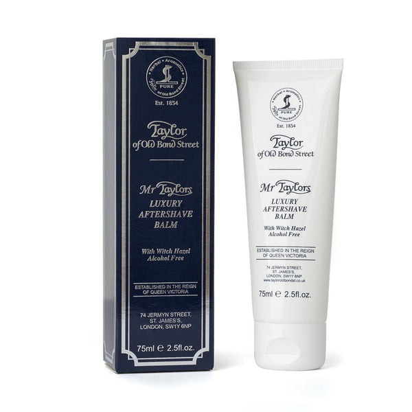 Taylor´s Crema para Despues de Afeitar Mr. Taylor 75ml