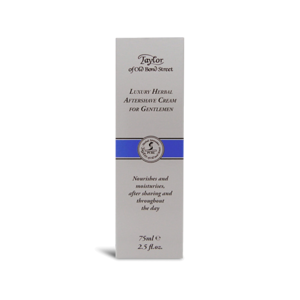 Taylor´s Crema para Después de Afeitar Herbal 75ml - The Shaving Mayoreo