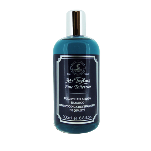 Taylor´s Champú para Cabello y Cuerpo Mr. Taylor 200ml - The Shaving Mayoreo