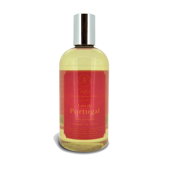 Taylor´s Eau de Portugal sin Aceite 250ml - The Shaving Mayoreo