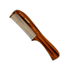 Kent Brushes Peine de Tocador con Mango - Grueso - The Shaving Mayoreo