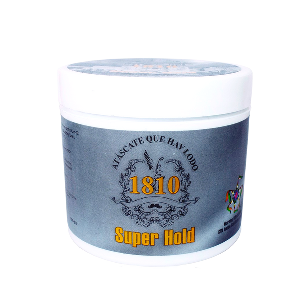 1810 Cera Para Cabello Super Hold 5oz - The Shaving Mayoreo