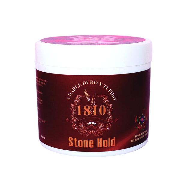 1810 Cera Para Cabello Stone Hold 5oz - VGM Wholesale