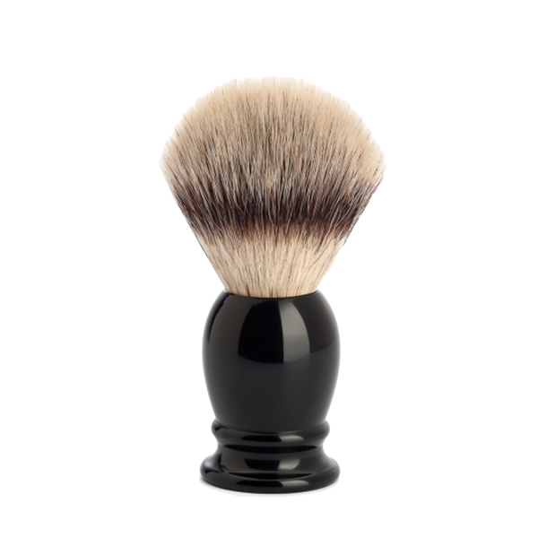Mühle Brocha de Afeitar Negra 23mm - The Shaving Mayoreo