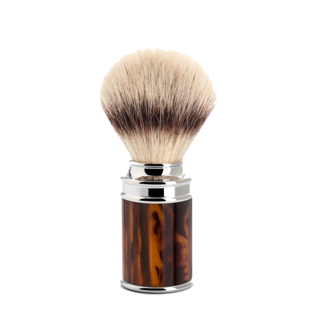 Mühle Brocha de Afeitar Carey 21mm - The Shaving Mayoreo