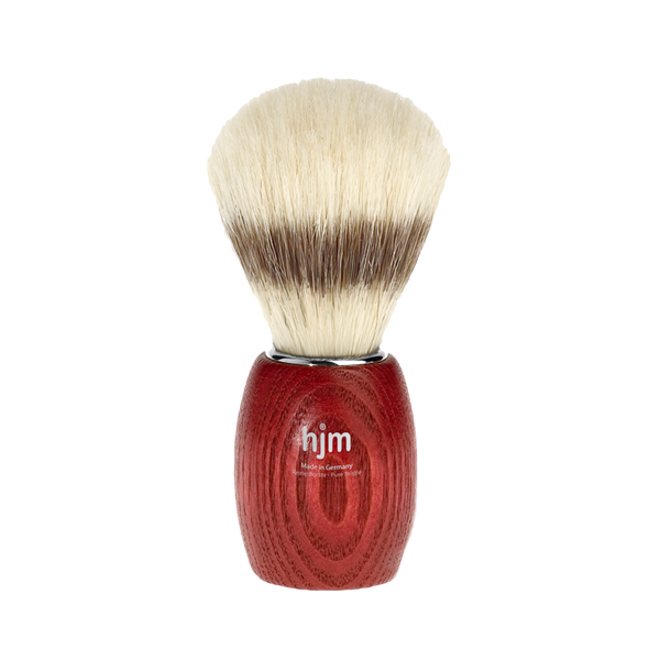 HJM Brocha de Afeitar 41 H 3 RED - The Shaving Mayoreo