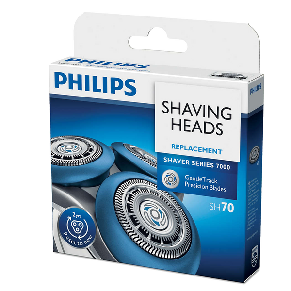 Philips Shaver series 7000 Cabezales de afeitado SH70/50 - The Shaving Mayoreo