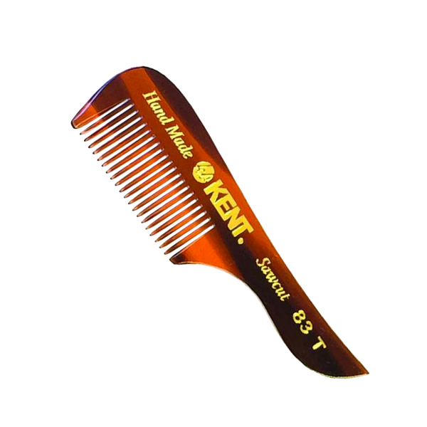 Kent Brushes Peine de barba y bigote 83mm- Fino- EDICION ESPECIAL - The Shaving Mayoreo